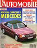 magazine automobile: L'automobile N°509 novembre 1988