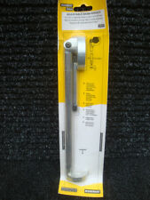 """MONUMENT 345V PLUMBERS ADJUSTABLE BASIN WRENCH FOR 1/2"""" & 3/4"""" TAPS"""