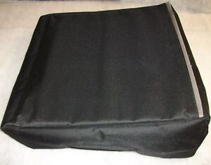 TO FIT DYNACORD CMS 1000-3  MIXER COVER / BASE ZIP +PAD