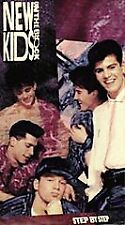 New Kids on the Block - Step by Step (VHS, 1990) ...60