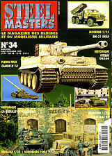 Stahl Masters Nr° 34, Canon K 18 Perfekt