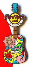 2013 HARD ROCK CAFE OTTAWA GROOVY MANTRA GUITAR SERIES LE PIN