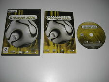 CHAMPIONSHIP MANAGER 2006 Pc Cd Rom CM2006 CM 06 - FAST POST