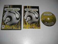 CHAMPIONSHIP Manager 2006 PC CD ROM cm2006 cm 06-POST VELOCE