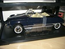 Citroen DS 19 cabriolet 1961 blaumet. norev 1:18 0018156400