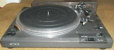 Vintage Sony PS-T3 Direct Drive Wide Platter Strobe Stereo Turntable Working
