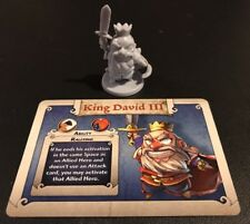 KING DAVID III - Arcadia Quest Inferno Kickstarter Exclusive Hero