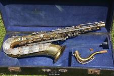 Keilwerth Toneking III professional tenor saxophone, year 1954/SAX TENORE