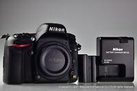 NIKON D610 24.3MP Digital Camera Body Shutter Count 25548 Excellent
