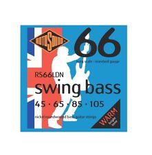 Rotosound RS66LDN Swing Bass 66 Nickel Bass Strings (45-105)