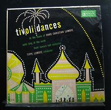 Tippe Lumbye - Tivoli Dances To The Music Of Hans Christian LP VG+ MG 10130 1st
