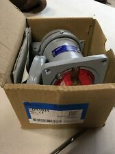NEW Crouse-Hinds PowerMate CDR1034 Receptacle 100A 3W 4P 600V