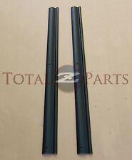 Datsun 240z 260z Inner Door Scuff Plates Pair  *NOS, Factory Original*