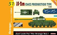 CYBER HOBBY 9151 - 1/35 WWII SOVIET JS-2m CHKZ PRODUCTION TYPE - NEU