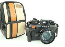 Nikon Nikonos IV-A Underwater Film Camera 35mm f2.5 Lens w. Strap & Case Nice!