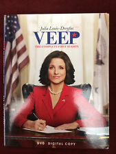 Veep Complete Season 1, First, one ( 1 Double-Sided Disc ) NO DIGITAL COPY