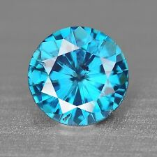 0.15 Cts SPARKLING TOP QUALITY FANCY BLUE COLOR NATURAL DIAMOND