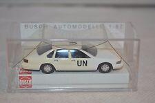 """Busch 47619 Chevrolet Caprice """"UN"""" 1:87 mint in box neu ovp"""