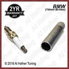 BMW 14mm Bi-Hex Short 12 Point Spark Plug Socket 079 102 039