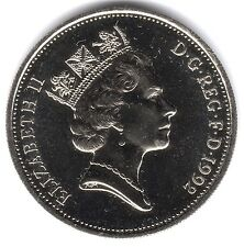 1992 10P COIN RARE * UNCIRCULATED * COLLECTABLE OLD LARGE STYLE TEN PENCE (a)