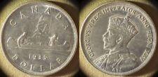 Canada : 1935 One Dollar XF #30 IR9760