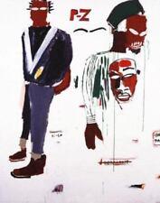 Jean-Michel Basquiat by Luca Marenzi Paperback Book