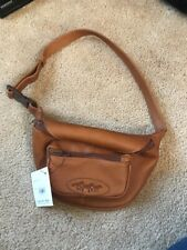 New With Tags. Le Donne Leather collection Waist Bag, horse  Fanny Pack