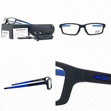 Authentic Oakley Crosslink Pitch A OX8041-2156 Steel Cobalt Eyeglasses 56-17-136