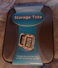 Vtech InnoTab Storage Tote Gray/Blue 200500 For Use with InnoTab 2 & 2S NWT
