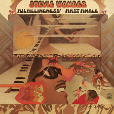 Stevie Wonder Fulfillingness First Finale LP Vinyl 2017
