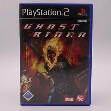 Ghost Rider Sony Playstation 2 PS2 PAL Spiel Game Johnny Blaze Himmel in Flammen
