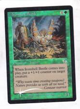 Magic: MTG: Judgment: Foil: Ironshell Beetle