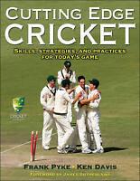 Cutting Edge Cricket by Frank Pyke, Ken Davis (Paperback, 2010)