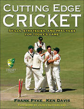 NEW The Cutting Edge Cricket by Cricket Australia