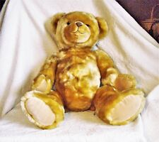 """New listing 26"""" Mouse In The House Toys of Beverly Hills Plush Golden Teddy Bear Toy Euc"""