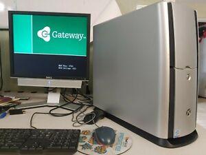 Gateway ESX 500S (Retro Gaming) Radeon 9600 128MB, 2.0GHz P4, 80GB HDD, 2GB DDR