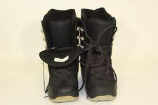 K2 Mink Womens Snowboard Boots US 9 /EU 40  Black SB16