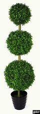 Olla realista Follaje Artificial Xl Extra Grande 120cm hierba Topiary árbol Planta