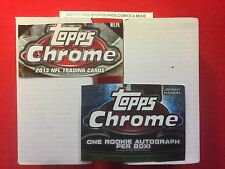 2013 & 2014 Topps Chrome Football Card Sets 440 Cards  Bell Beckham Carr Freeman