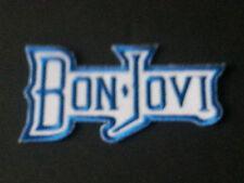 PUNK ROCK METAL MUSIC SEW/IRON ON PATCH:- BON JOVI