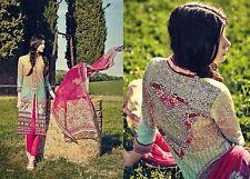 Indian Pakistani Designer Anarkali Salwar Kameez Original Jinaam Miracles 8427