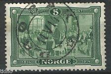 Norway 1914, NK 114 Son sideways Drøbak 11-V-1914 (AK) Early pm!