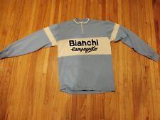 Bianchi wool Cycling Jersey
