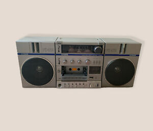 Rare Vintage FISHER PH 420 BOOMBOX Stereo LOUD #A56
