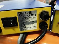 Hakko FM2024 Desoldering Tool Control Box Rework Station FM-2024-21