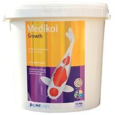 NT Labs Medikoi GROWTH Food 6mm 1.75kg Koi Fish Food Pond