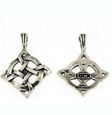 Luck Luck Celtic Pendant 925 Silver celtic knot Jewelry
