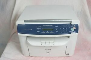 Canon ImageClass D420 F156600 All-In-One Printer Laser Printer Monochrome TESTED