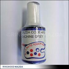 NEW Mazda Touch Up Paint - 46G Machine Grey Mazda 2 3 6 CX3 CX5 CX7 CX9 MX5 BT50