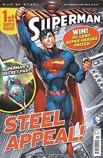 SUPERMAN # 1 / ACTION COMICS # 0 / TITAN COMICS / DC COMICS / JUNE 2013 / N/M